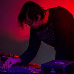 DJ Set Next Baxter